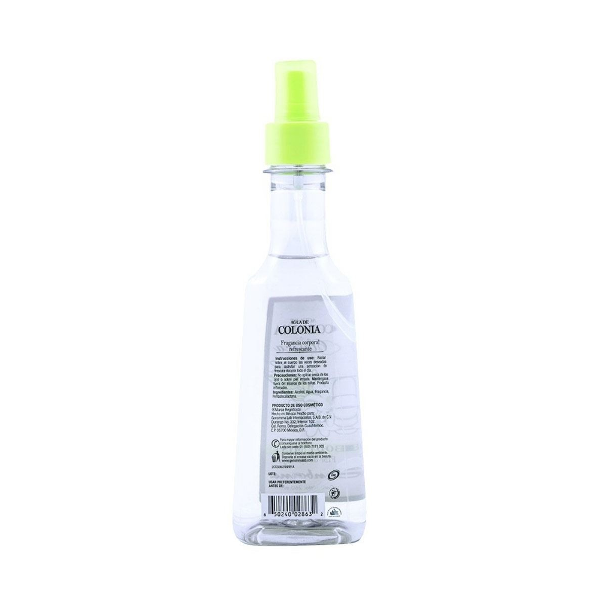 Agua de Colonia Body Mist 260 ml