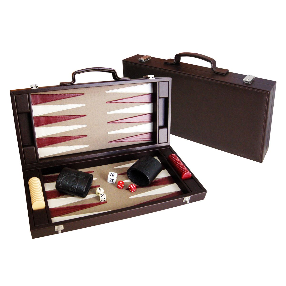 Backgammon Portafolio 280