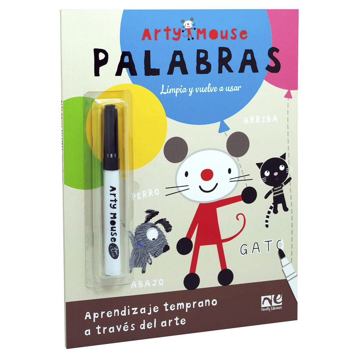 Palabras Arty Mouse