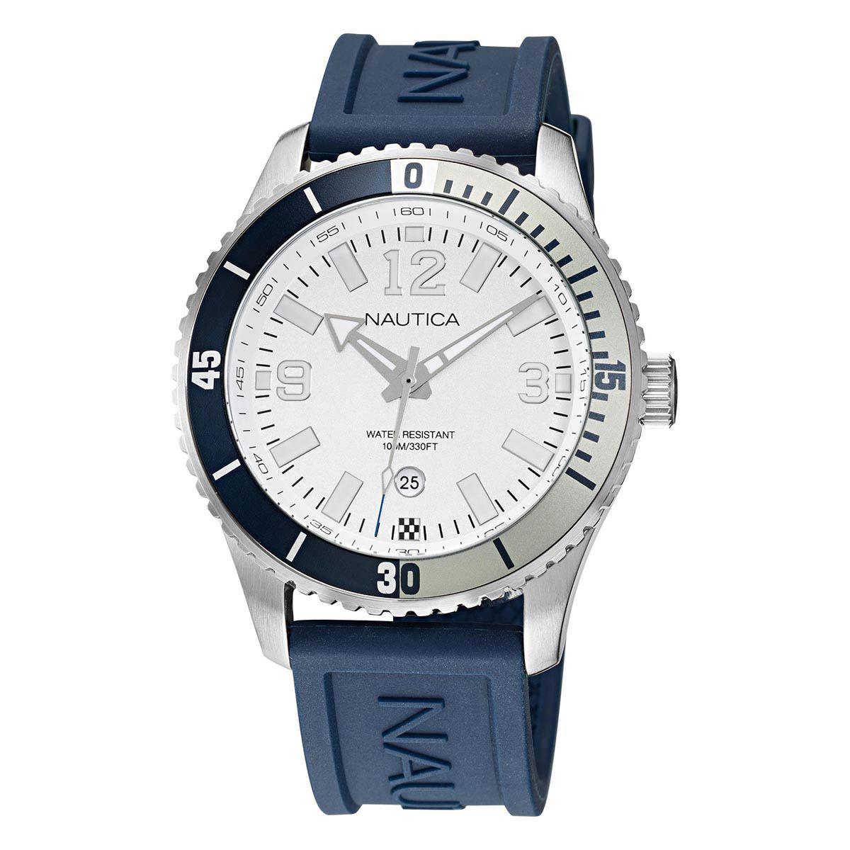 Reloj Nautica NAPPBS163 azul para caballero