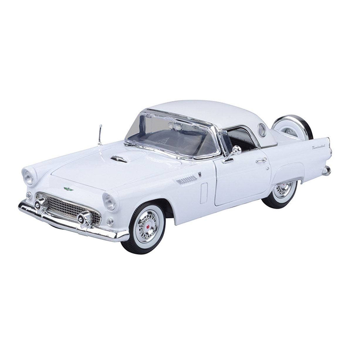 1956 ford thunderbird hard top  - Sanborns