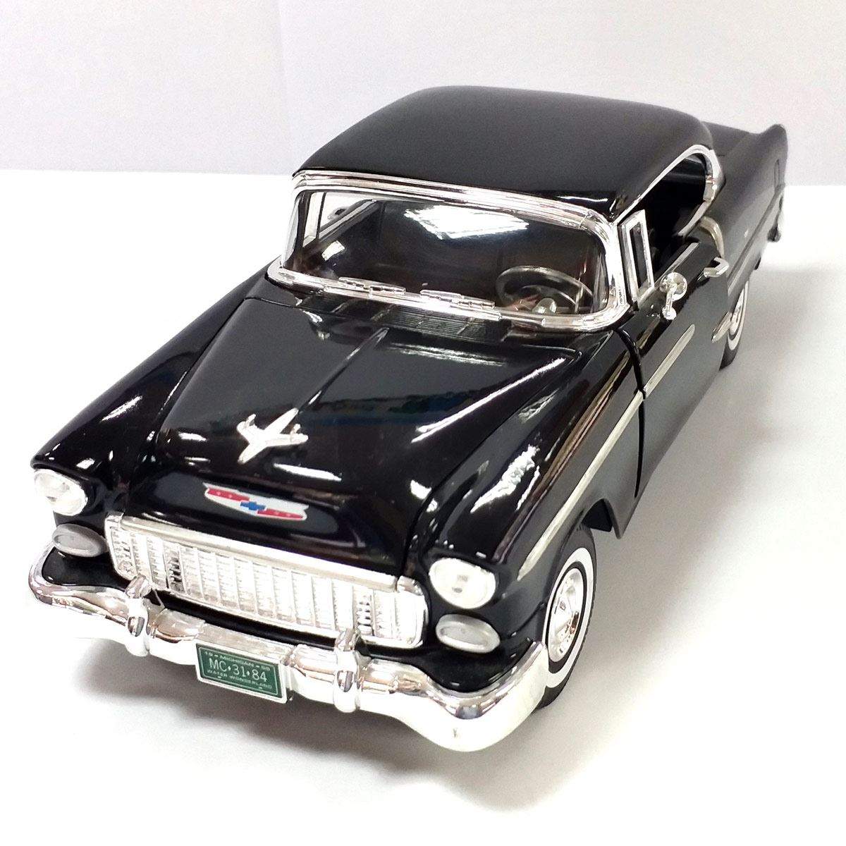 Coche coleccionable 1955 Chevy Bel Air Coupe