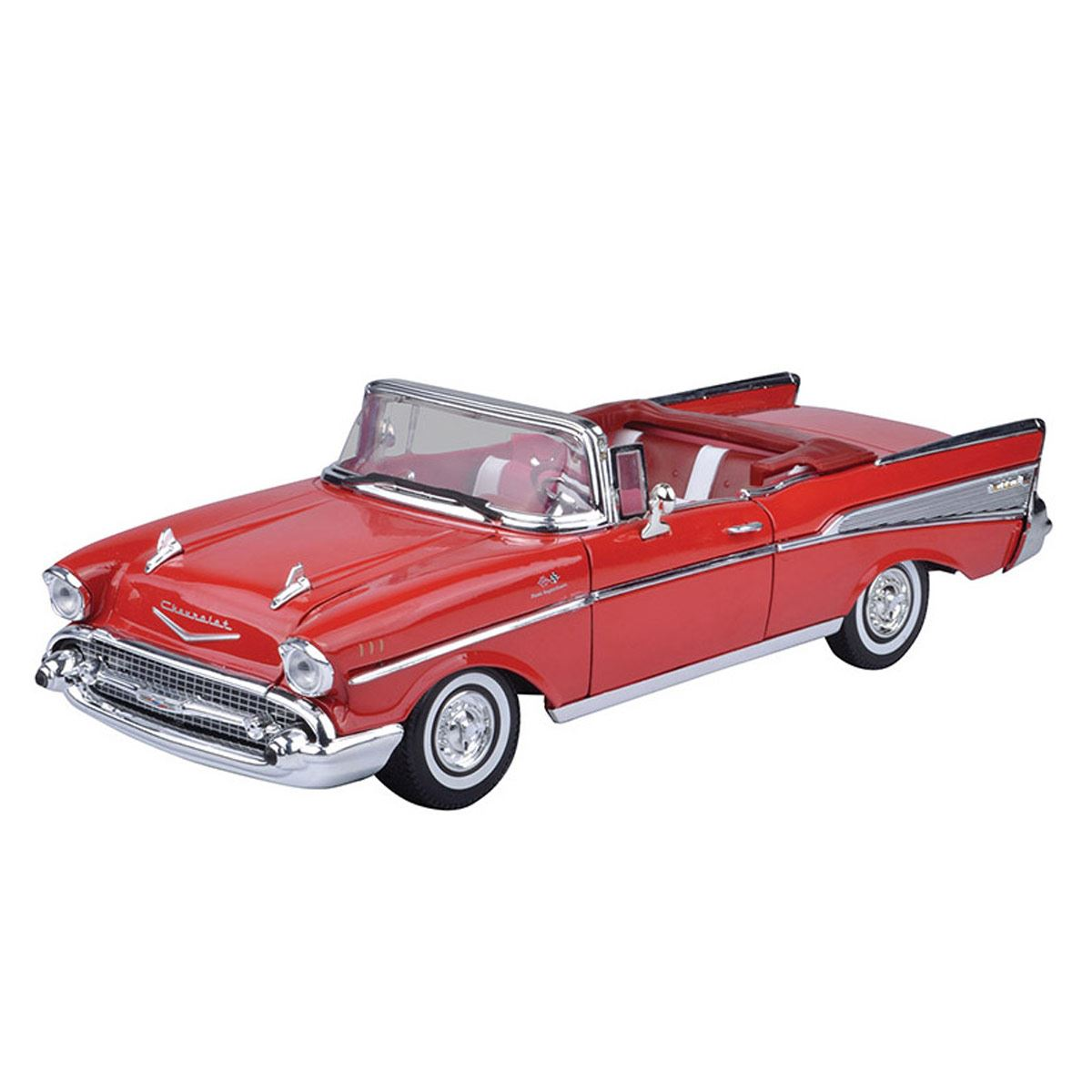 Custom Classics-1957 Chevy Bel Air esc 1:18