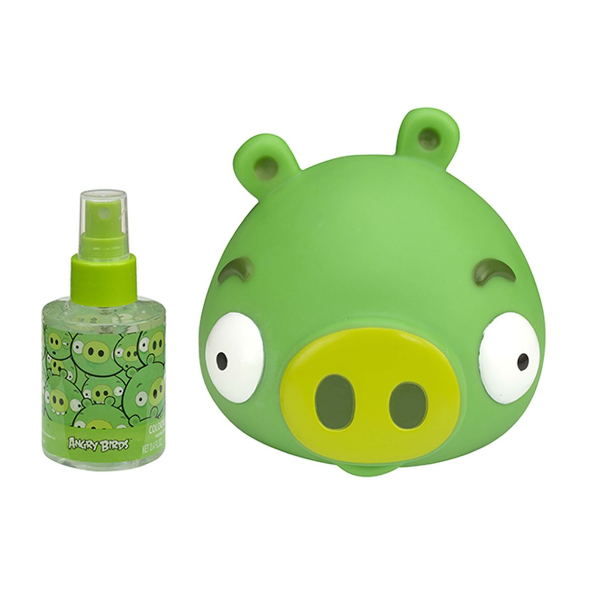 Angry birds 3d cologne king pig 100 ml  - Sanborns