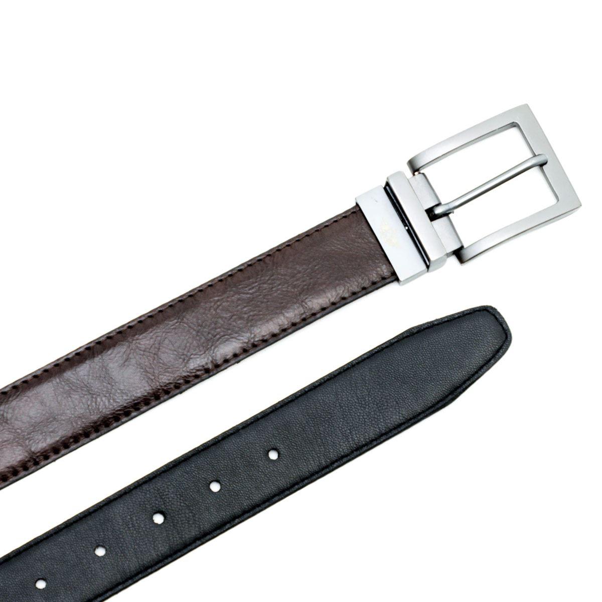 Cinturón Dockers Dmpbn-W003 Talla 34 para Caballero