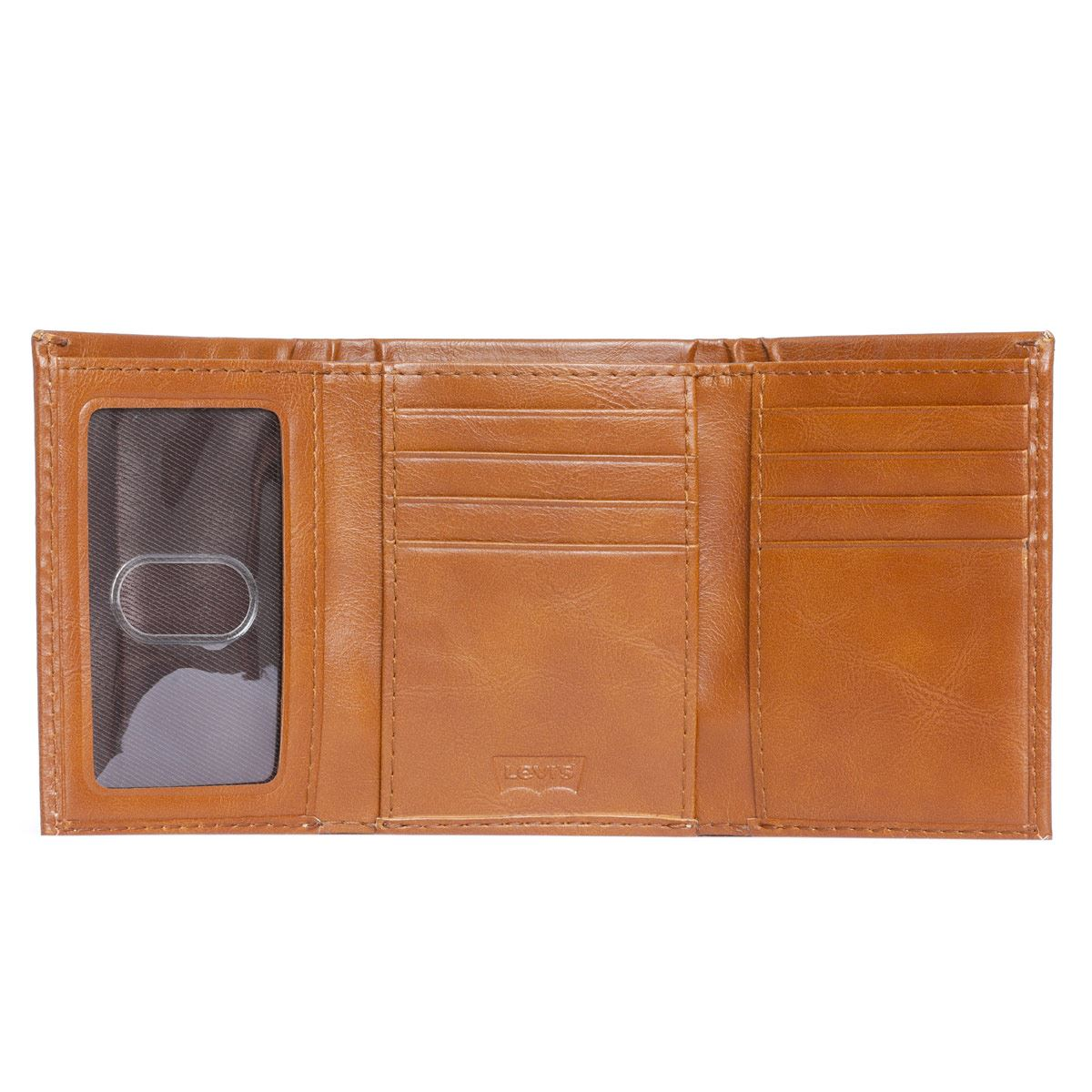Billetera Levi´s Trifold Tan