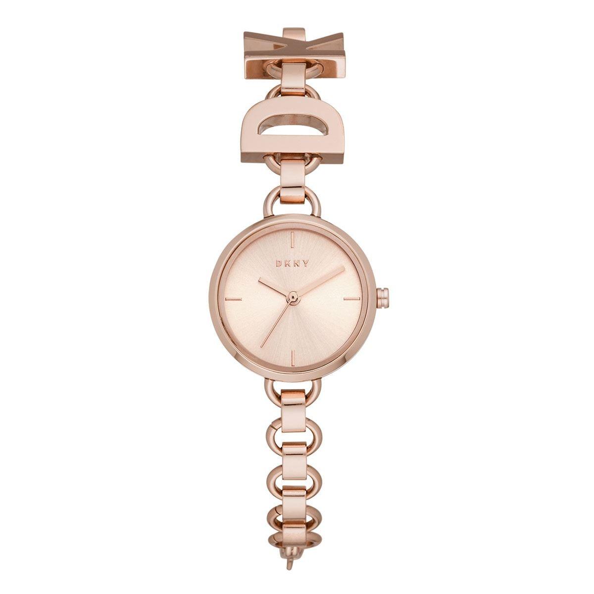 Reloj DKNY NY2829 Color Oro Rosado Para Dama