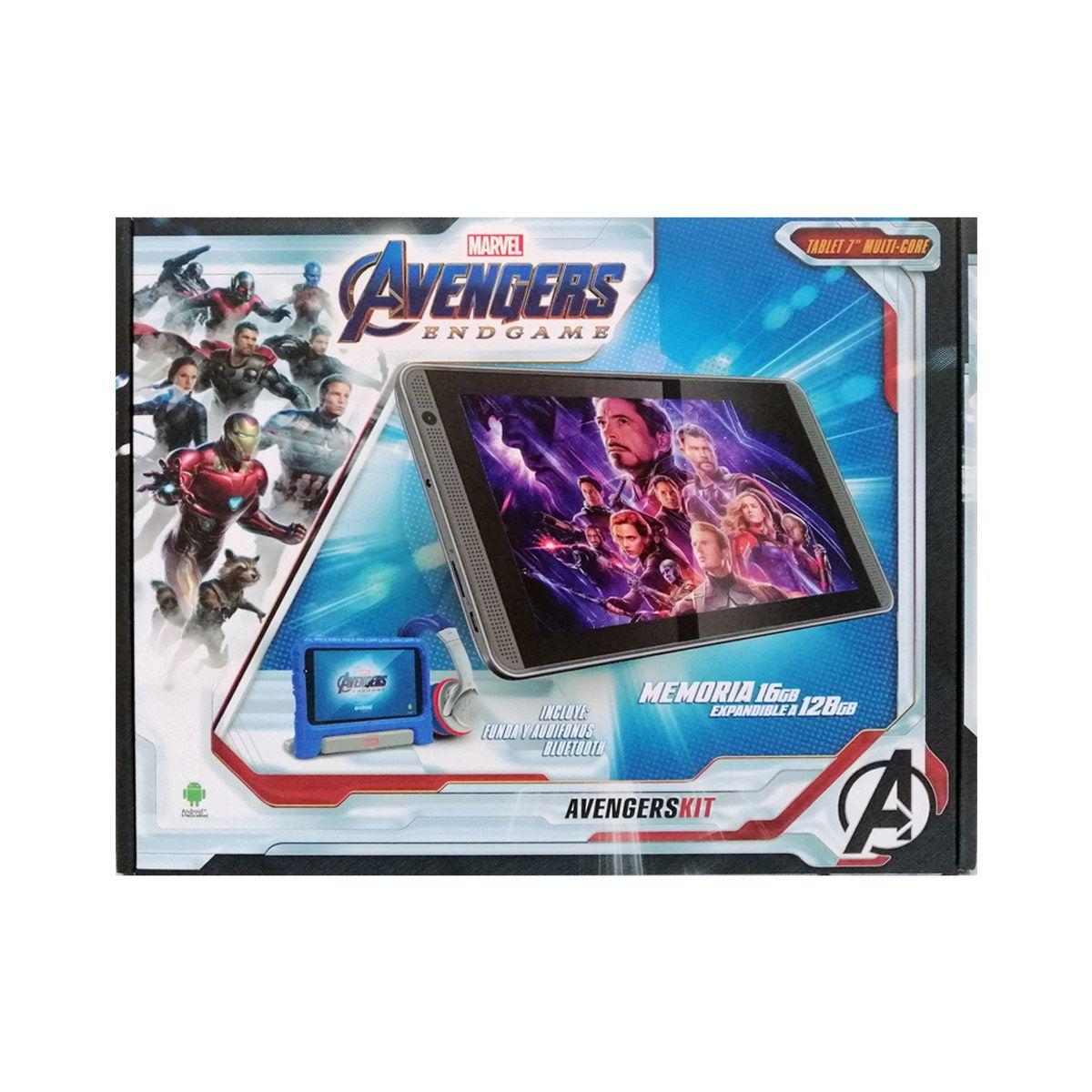 Tablet Marvel Avengers Kit Ultra Bumper