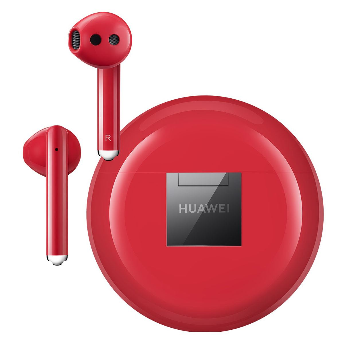 Audífonos Huawei Freebuds 3 Rojos