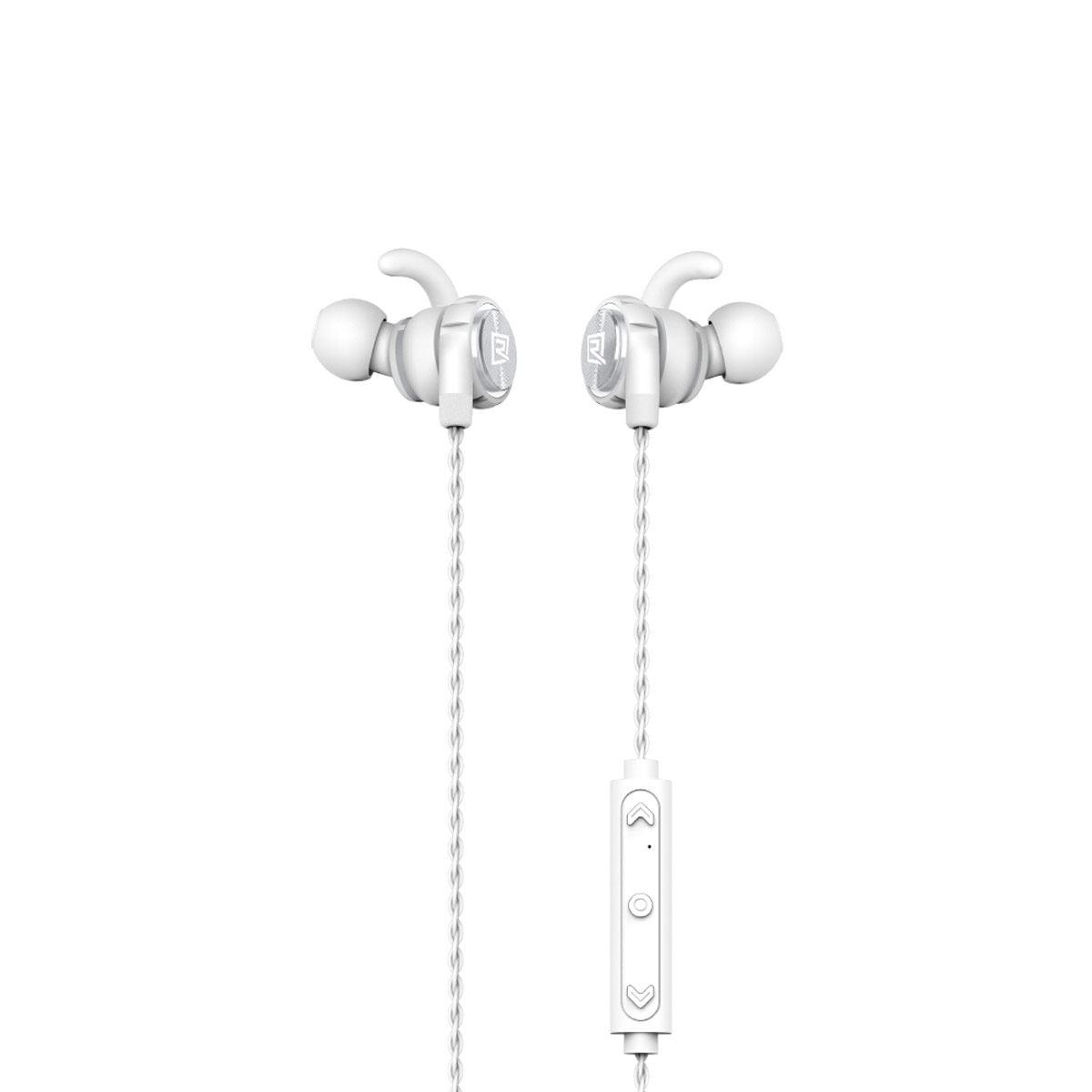 Audífono inalámbrico REMAX rb-s10 plata