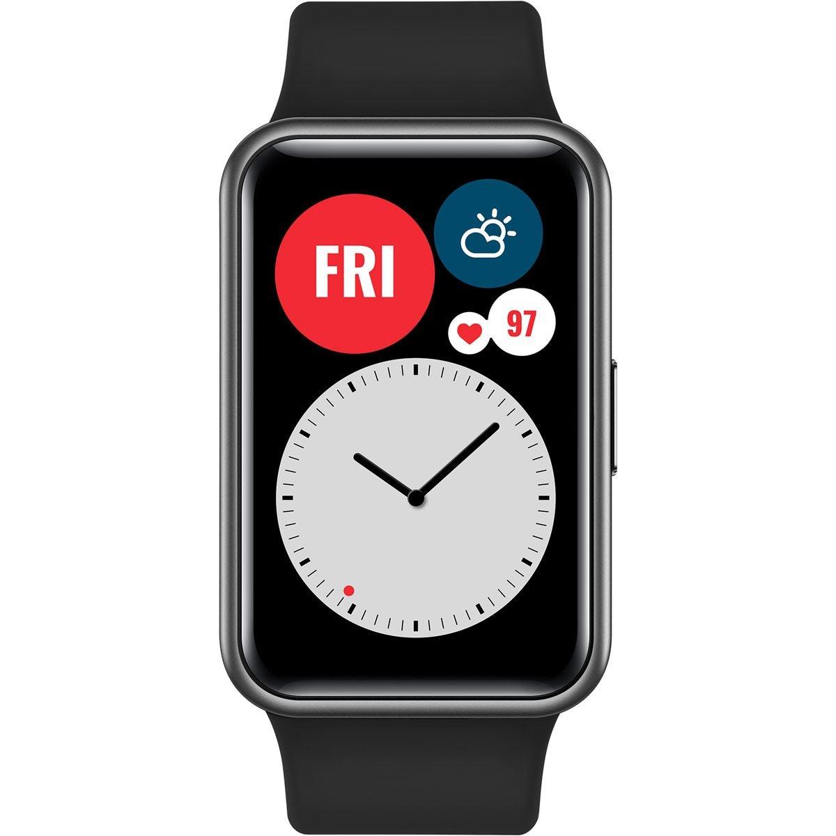 Smartwatch Huawet Fit Negro