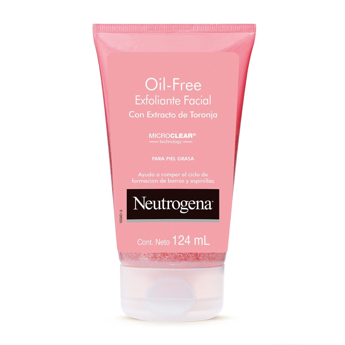 Neutrogena Acne Wash Pink Exfoliante