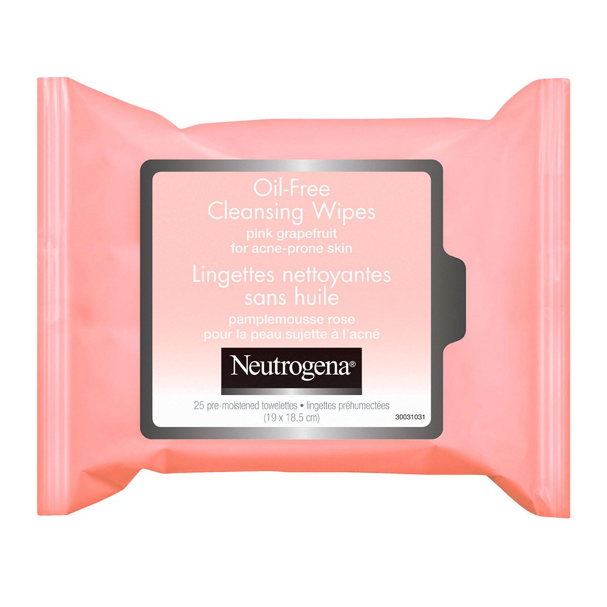 Neutrogena Pink Grapefruit Wipes