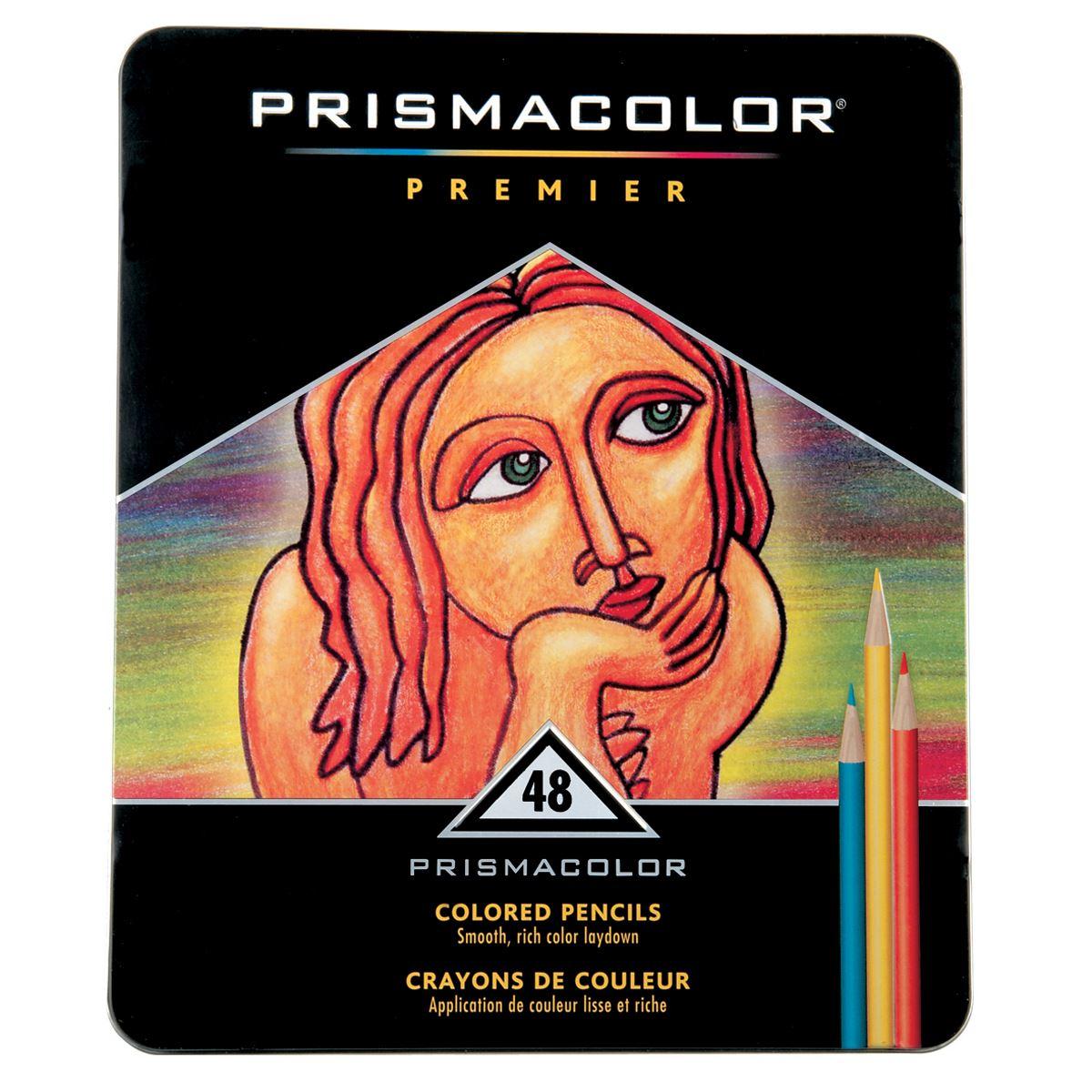 Prismacolor premier 48 piezas  - Sanborns