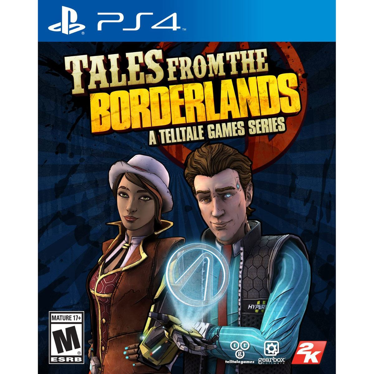 PS4 Tales From The Borderland