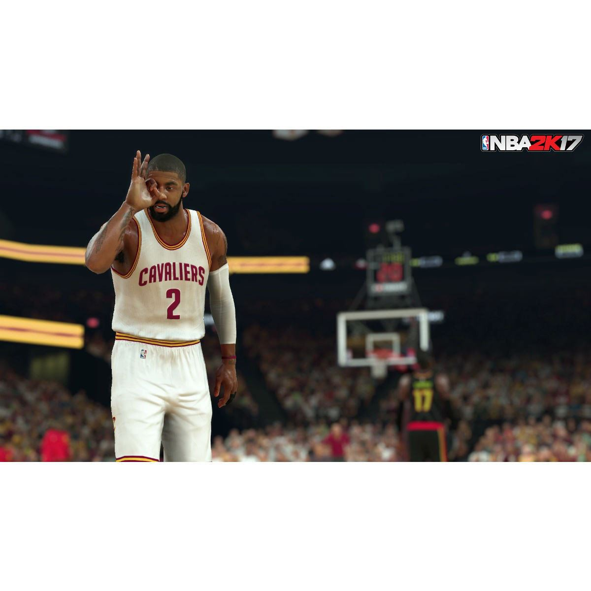 NBA 2K17 PlayStation 3