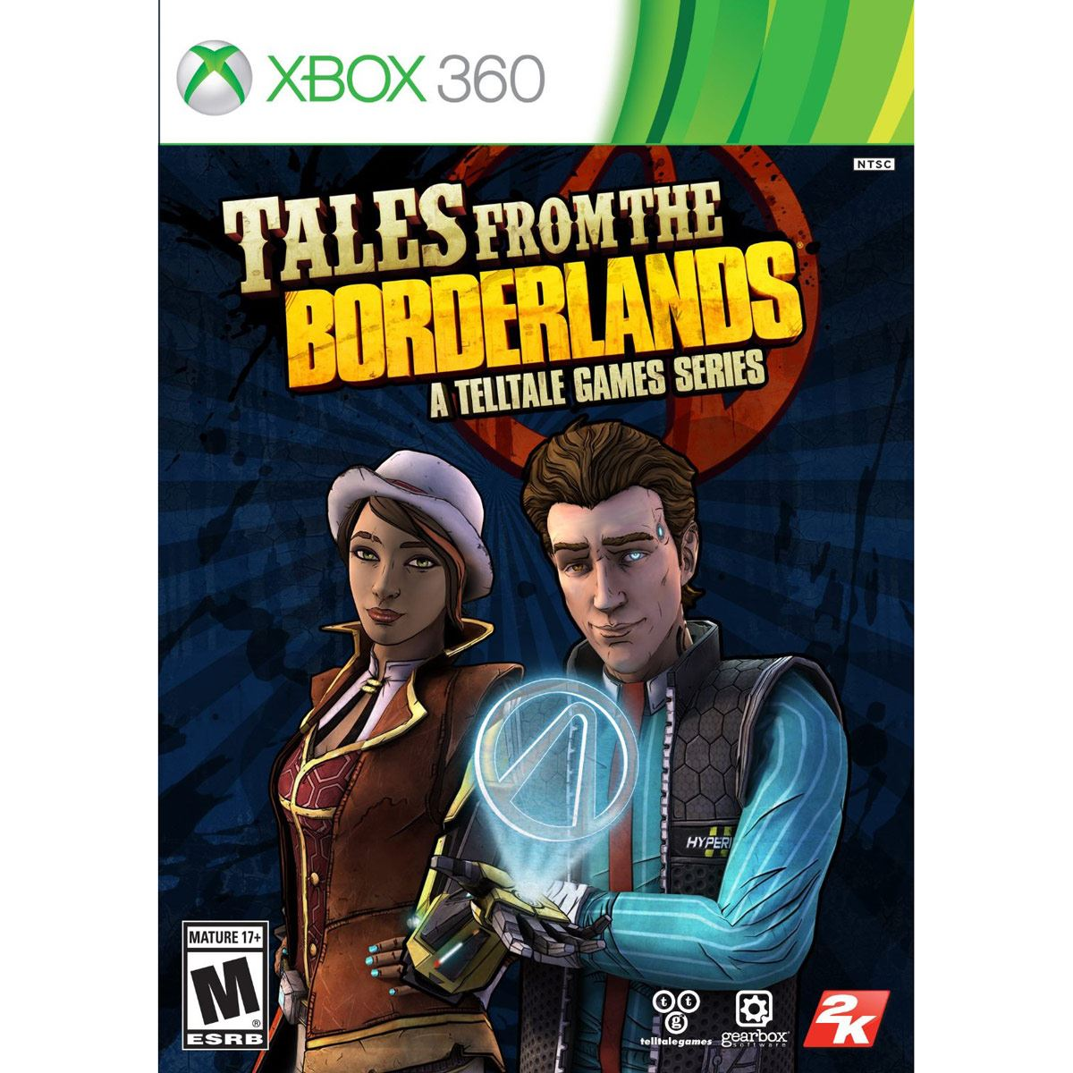 Xbox 360 Tales From The Borderland.