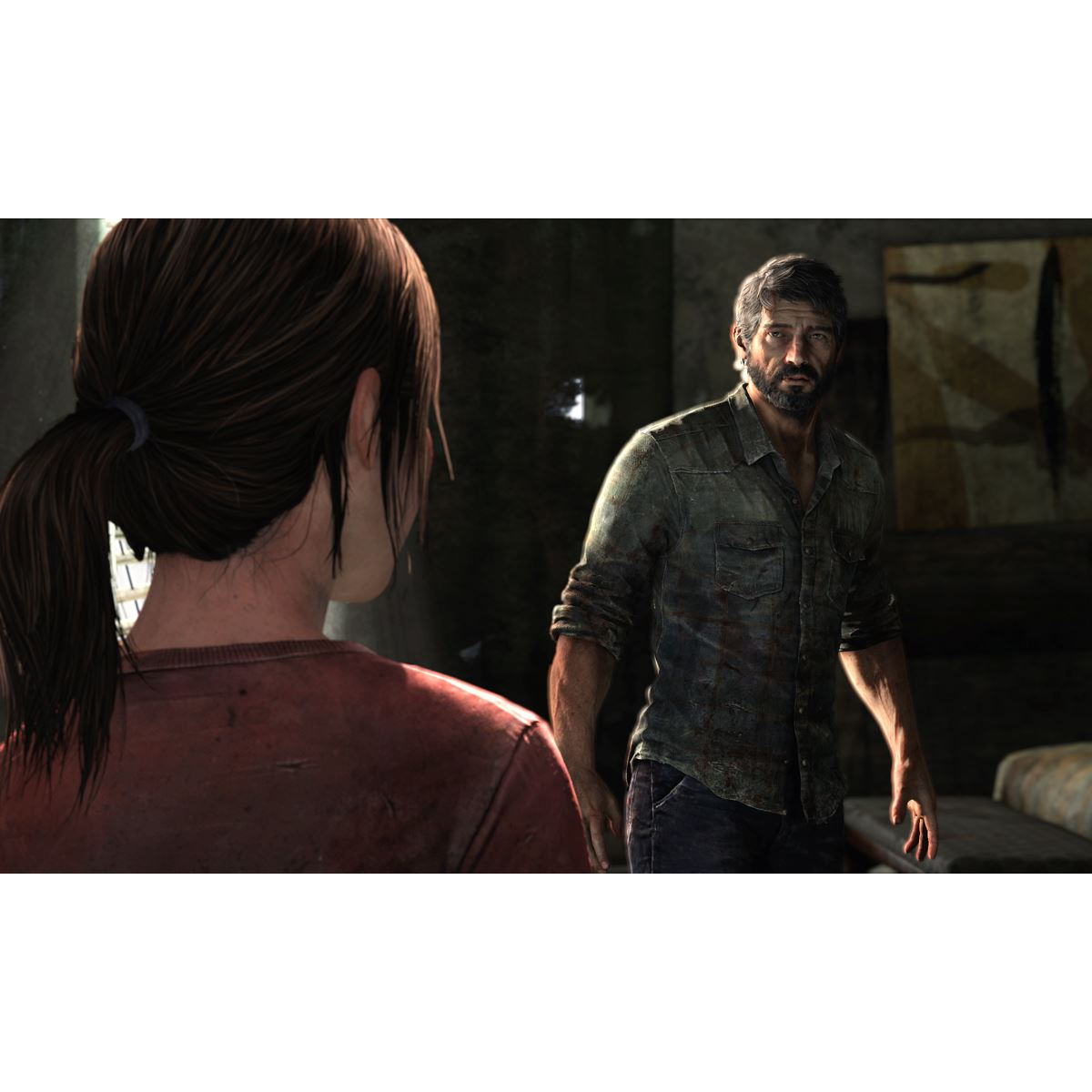 Ps4 the last of us remasterizado  - Sanborns