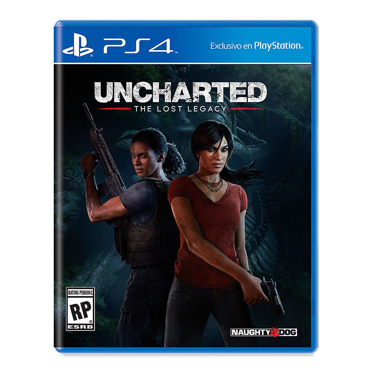 Ps4 uncharted the lost legacy  - Sanborns