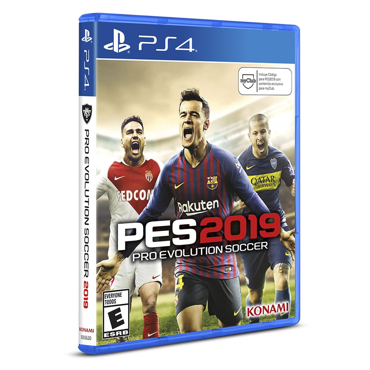 Ps4 pes 2019  - Sanborns