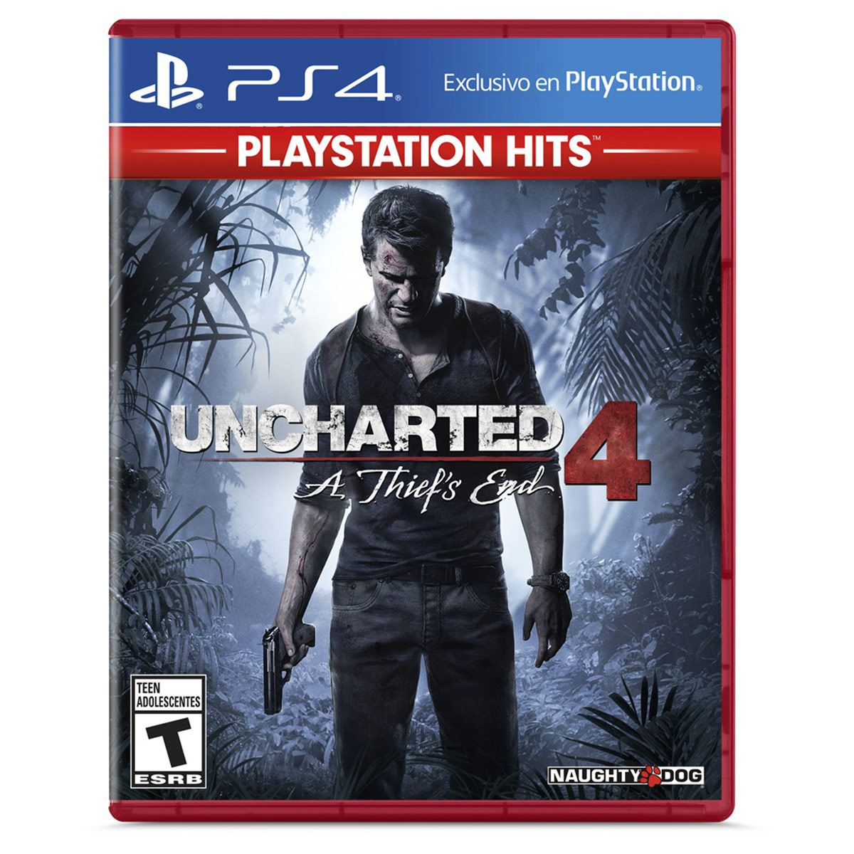 PS4 Hits UC4 A Thief S End
