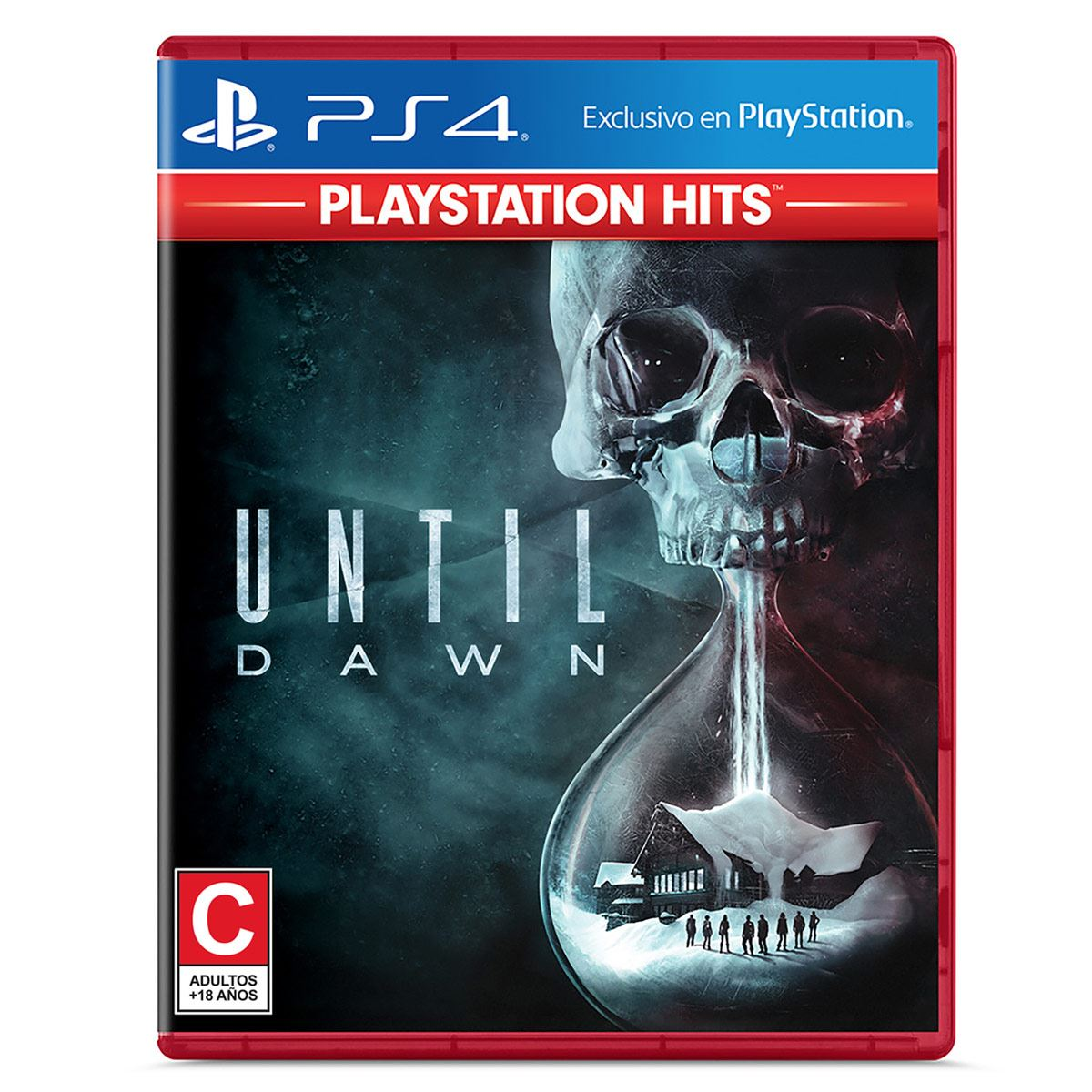 PS4 Hits Until Dawn