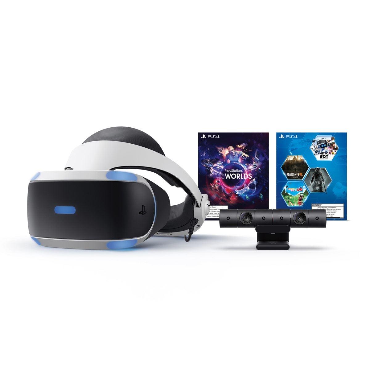 Virtual Reality Mega Pack PlayStation 4