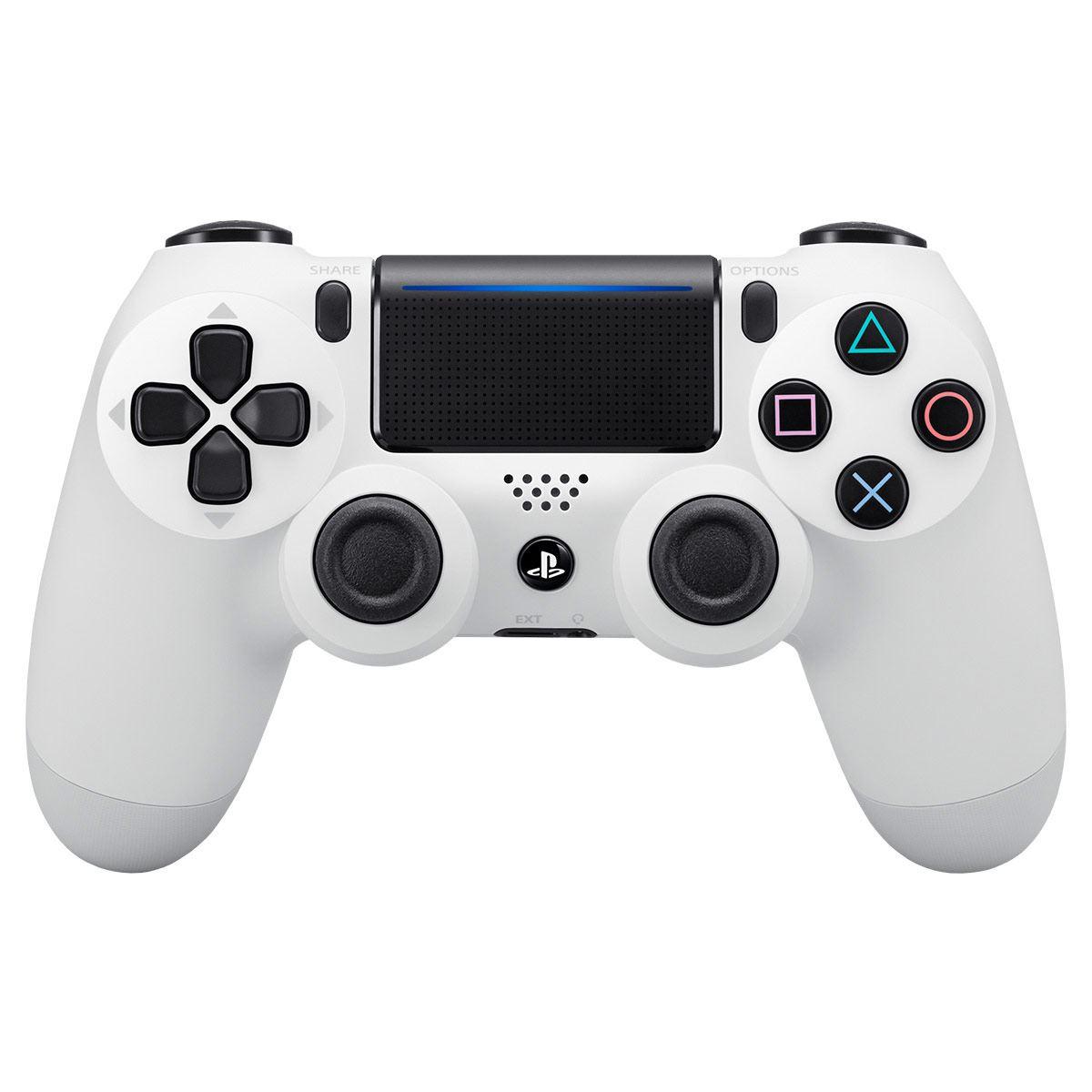 Control PlayStation 4 DualShock 4 Blanco