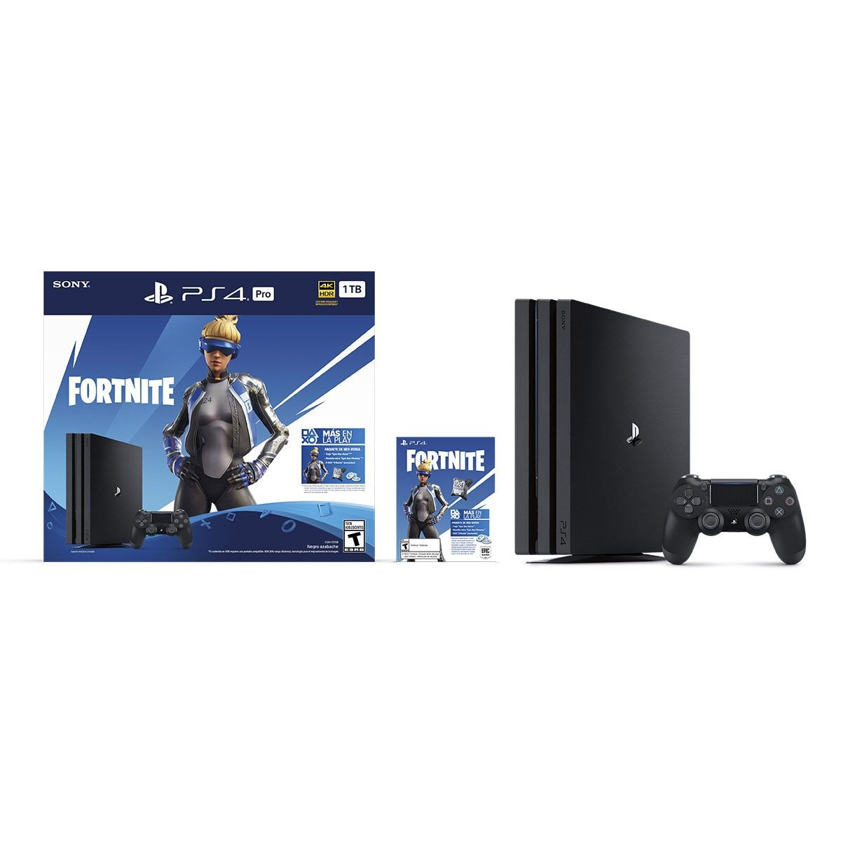 Consola PlayStation 4 Pro Fornite Bundle