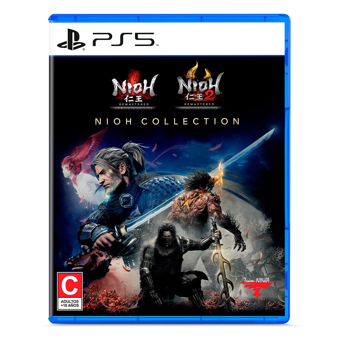 PS5 Nioh - Collection