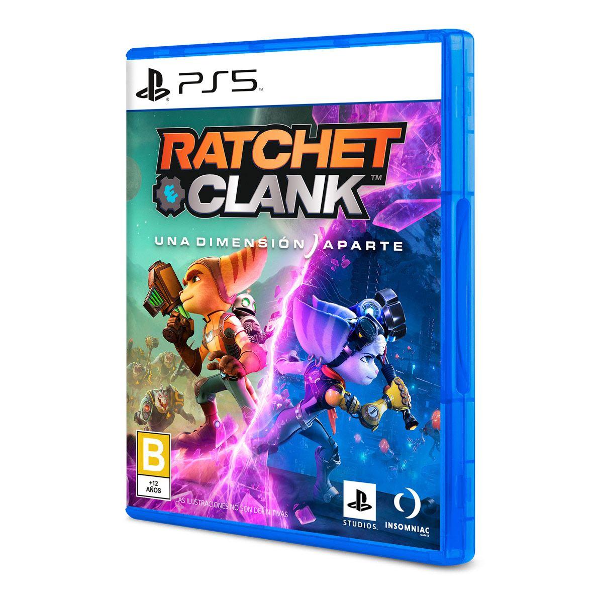 Preventa PS5 Ratchet & Clank Rift Apart