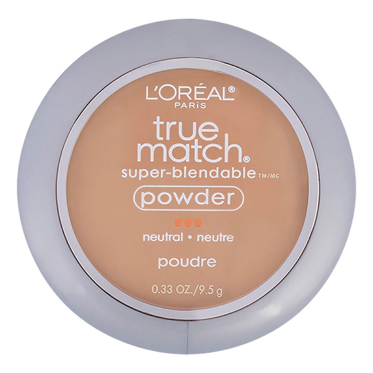 True match powder buff beige  - Sanborns