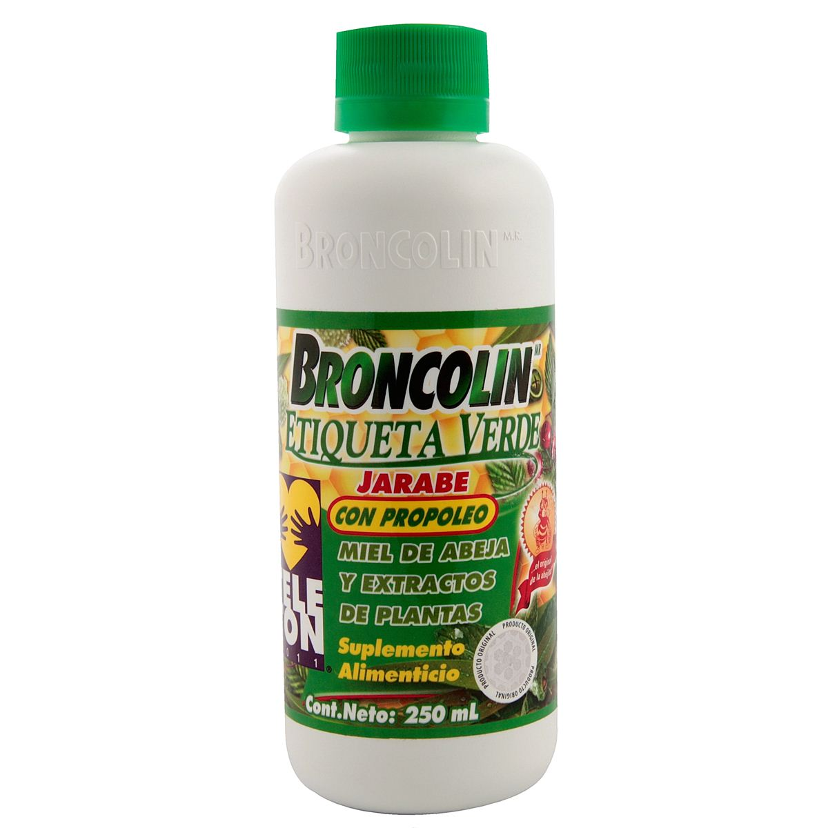 Broncolín Propoleo Jarabe 250 ml
