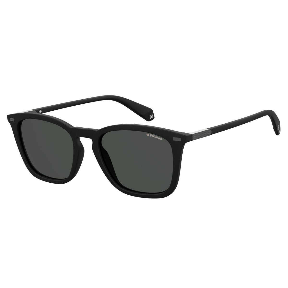 Lente Solar Unisex Polaroid Color Negro