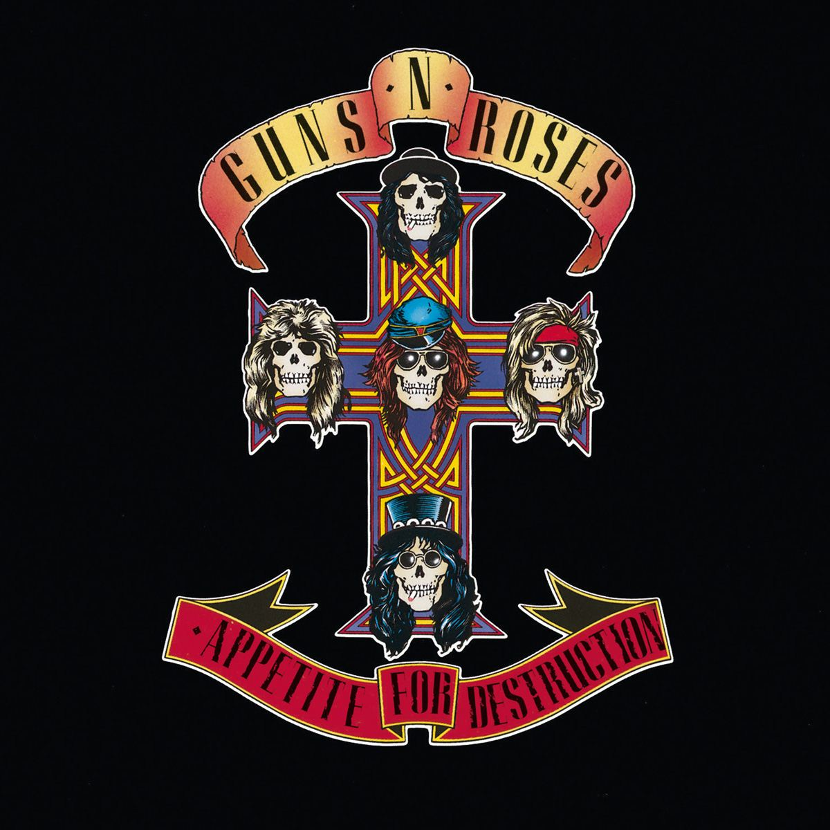 Cd appetite for destruction ( explicit version )  - Sanborns
