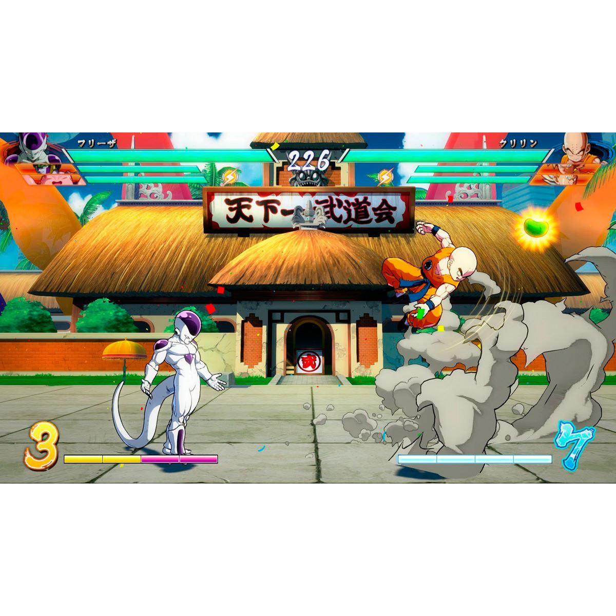 Xbox one dragon ball fighterz  - Sanborns