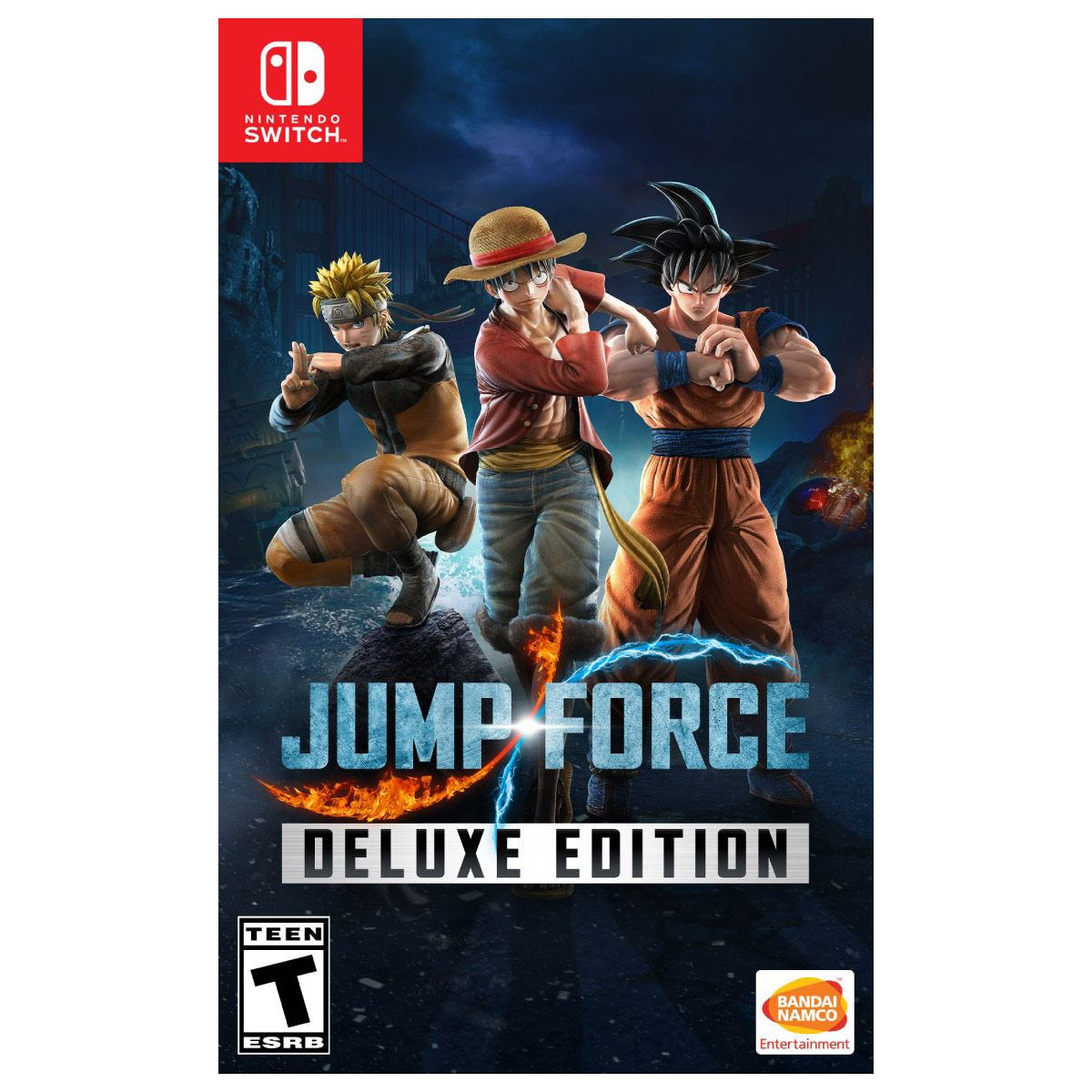 Nintendo Switch Jump Force Deluxe