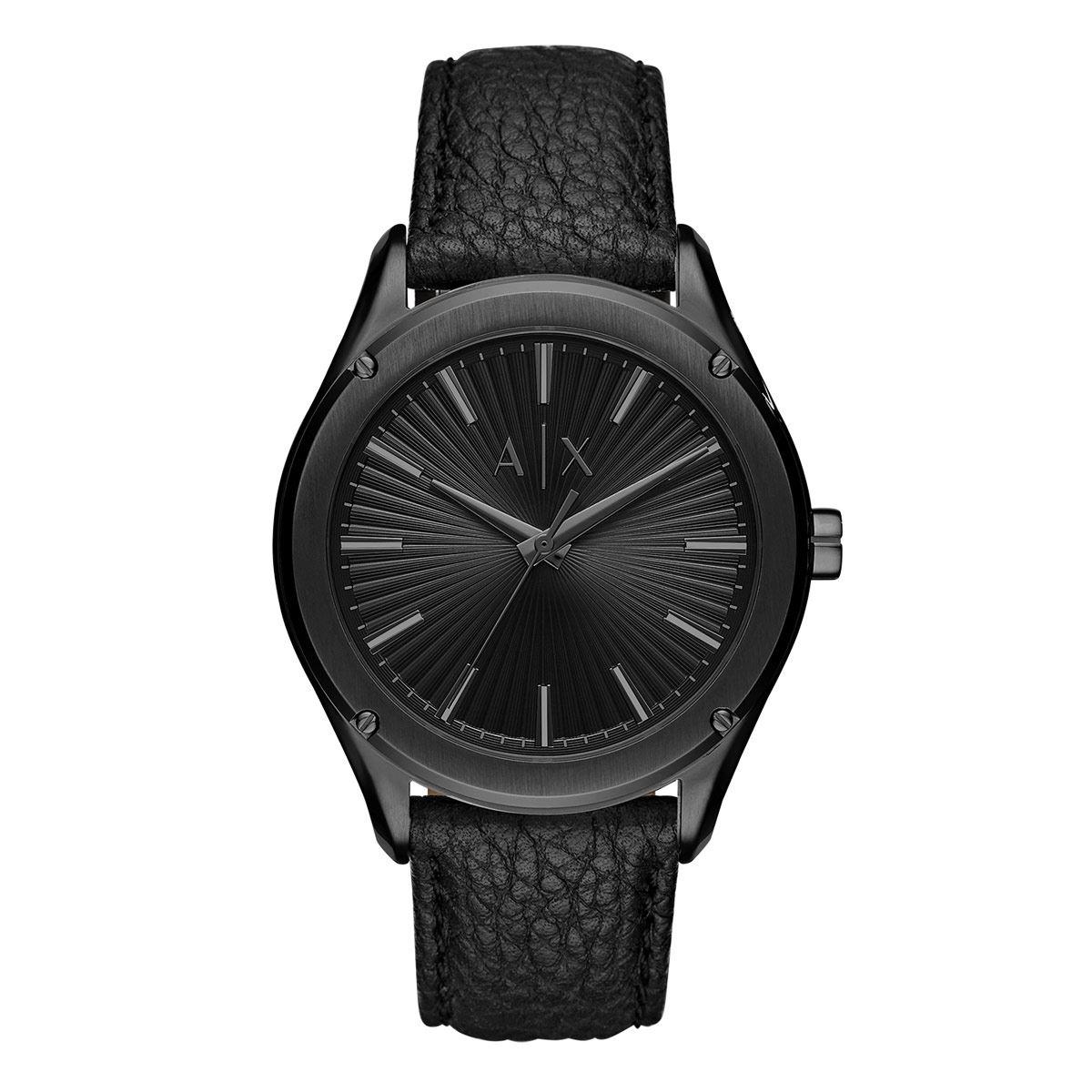 Reloj Armani Exchange AX2805 Color Negro Para Caballero