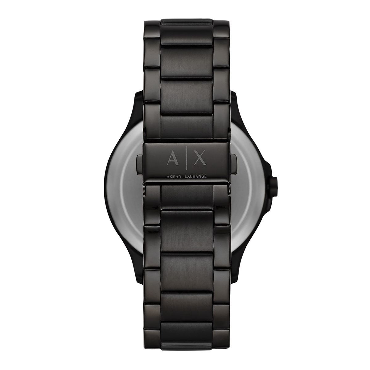 Reloj Armani Exchange Hampton color Negro AX2413 Para Caballero