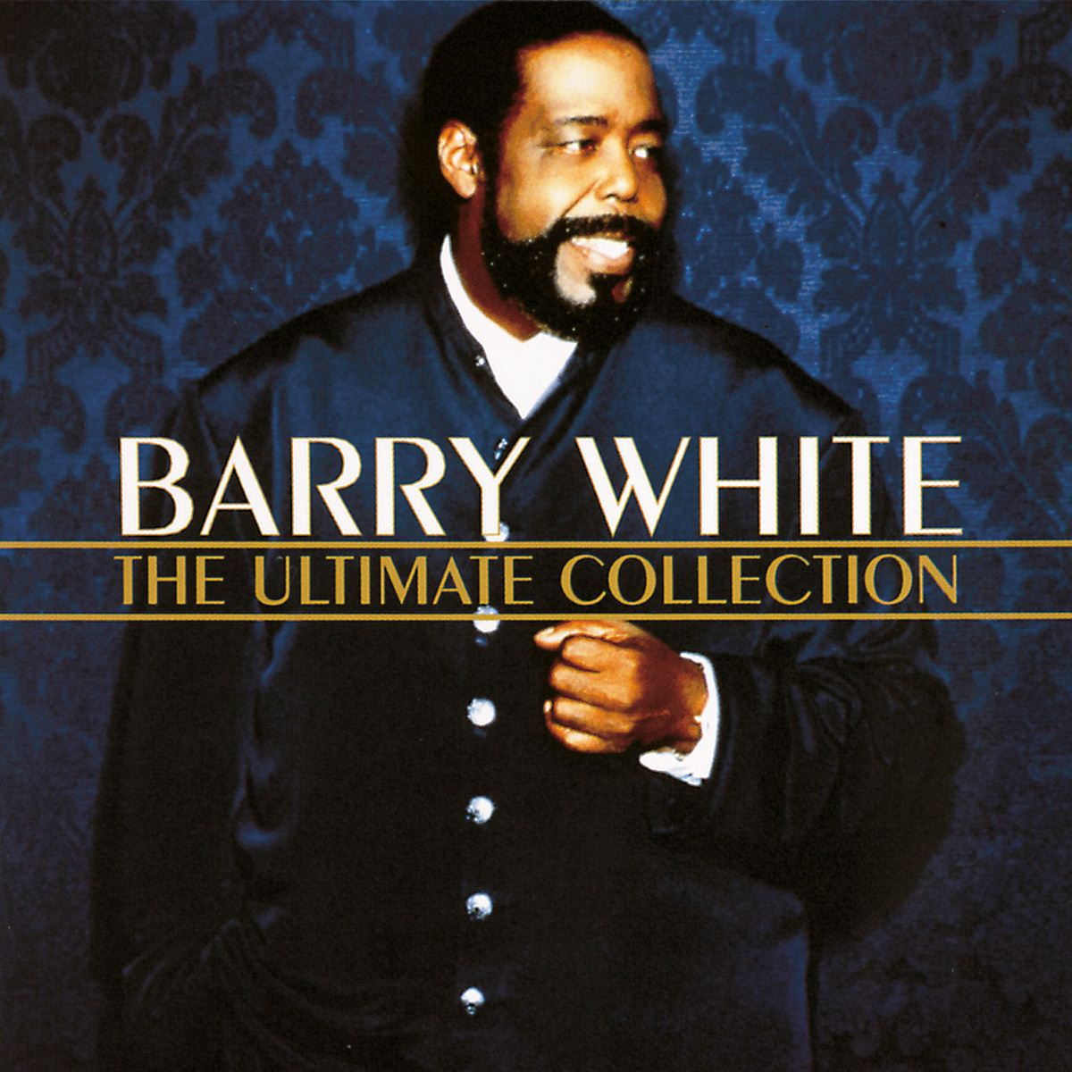 Cd barry white the ultimate collection  - Sanborns