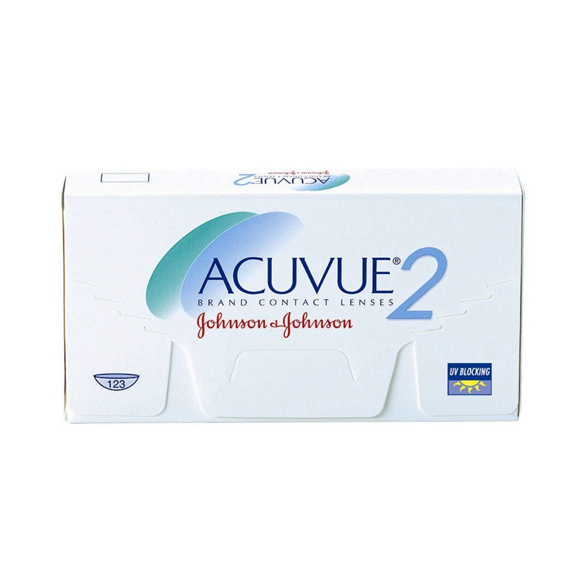 Acuvue/2 +6.00