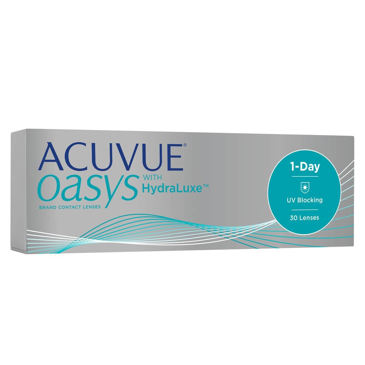 Acuve oasys 1 day  -2.75  - Sanborns