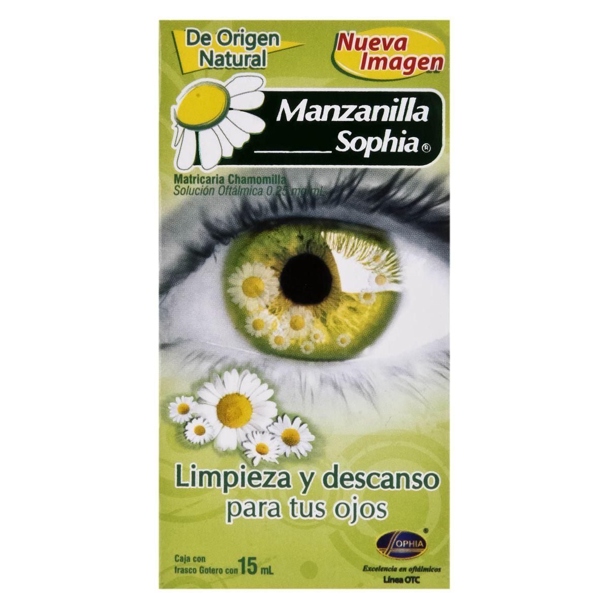 Manzanilla Sophia 15 ml