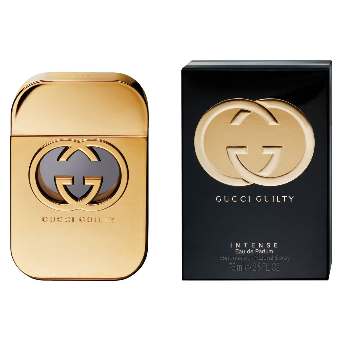 Fragancia Para Dama Gucci Guilty Intense Edp 75 ml