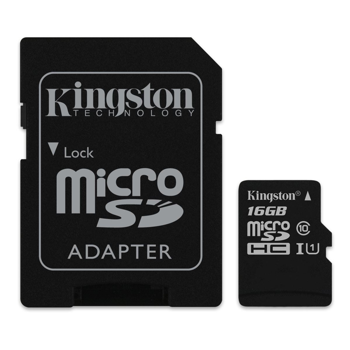 Tarjeta Kingston M-SD 16GB C-10