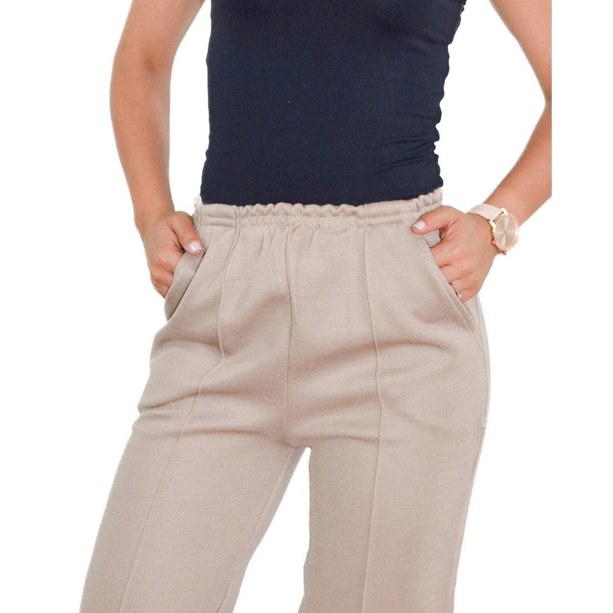 Pantalón Zuio de vestir arena grande