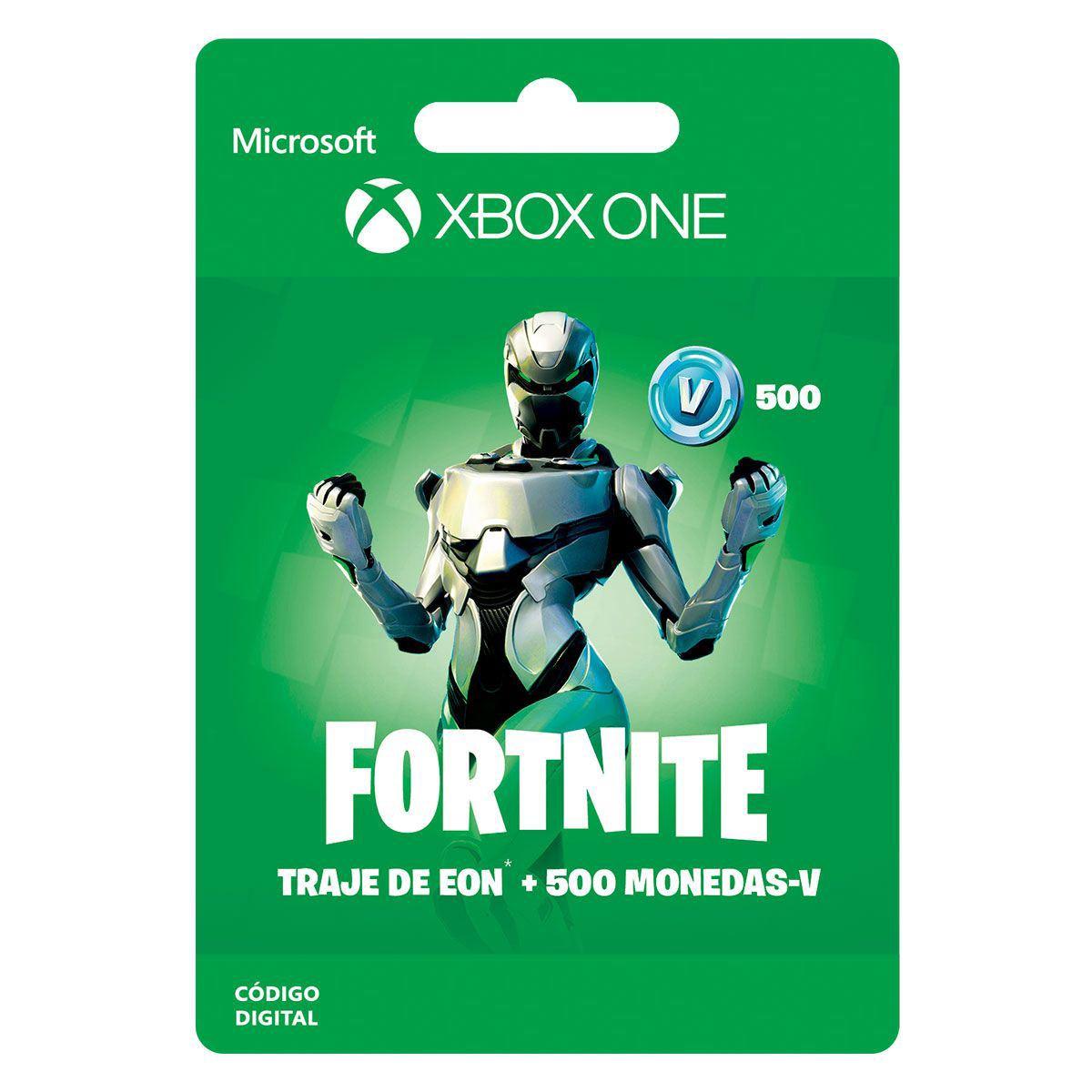 Control Inalámbrico Xbox ONE + Tarjeta Fortnite