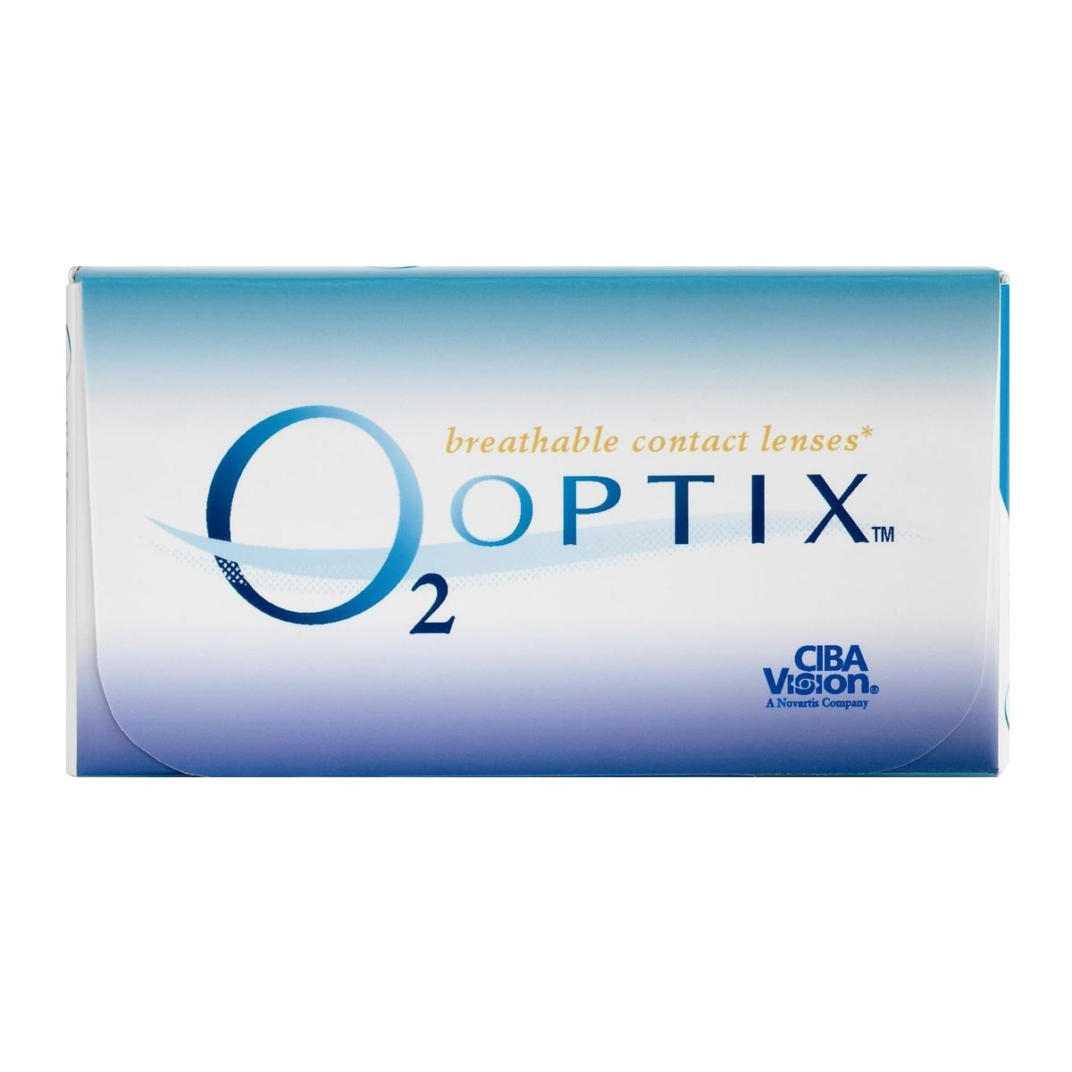 Lente de contacto o2optix -4.25  - Sanborns