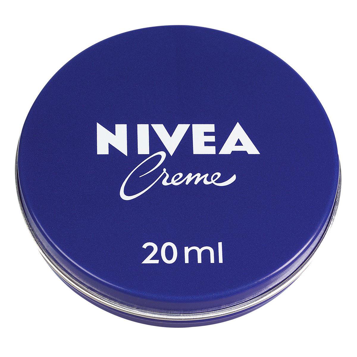 Nivea Creme Lata 20ml