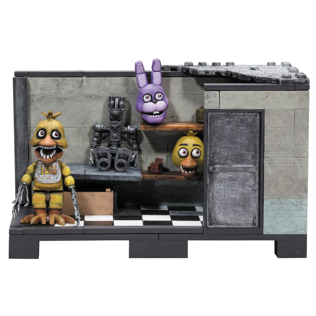 Play Set 5 Nights at Freddy´s Backstage